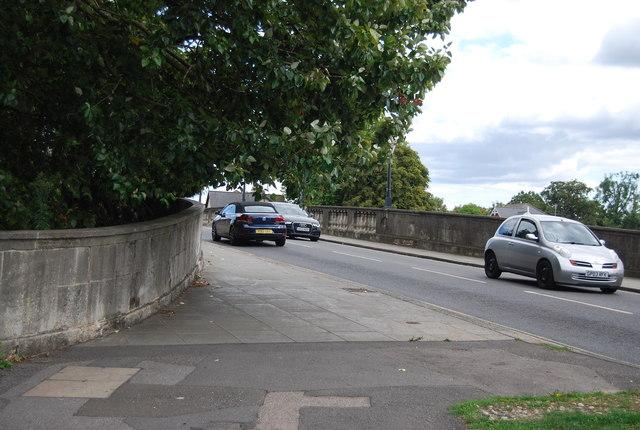 A4, Maidenhead Bridge
