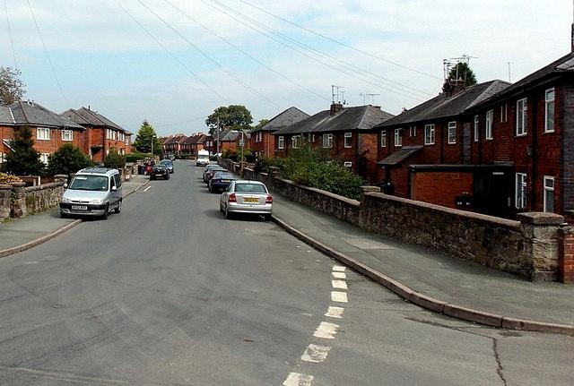 Caer Road, Oswestry