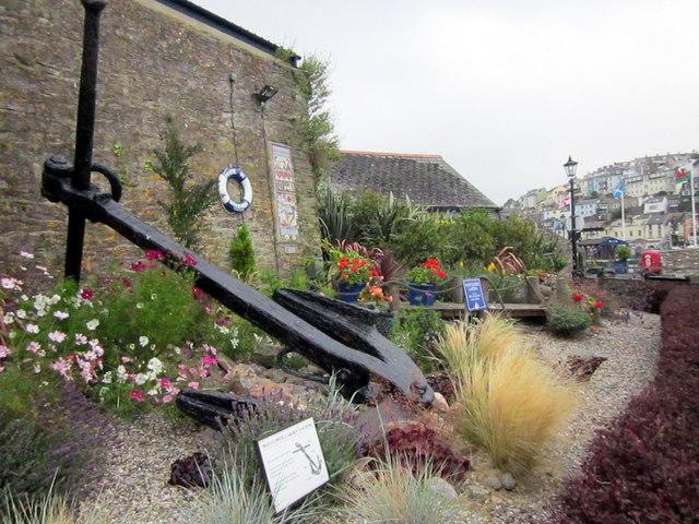 Brixham Mayflower Garden