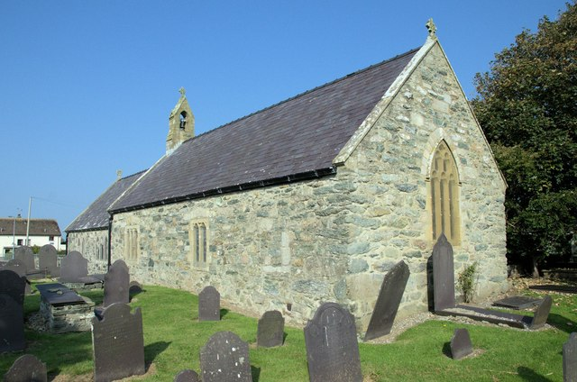 Eglwys St. Mihangel's Church