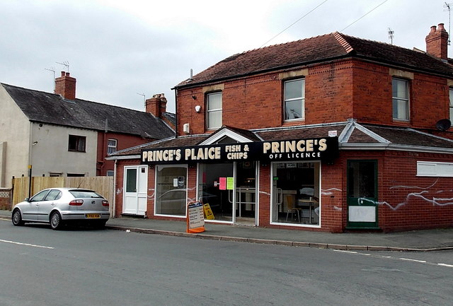 Prince's Plaice in Oswestry