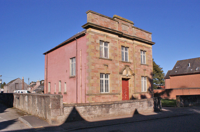 Masonic Lodge, Beauly