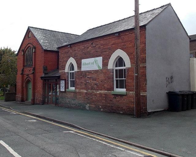 Albert Road Evangelical Church, Oswestry