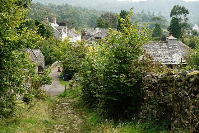 Boot, Eskdale, Cumbria