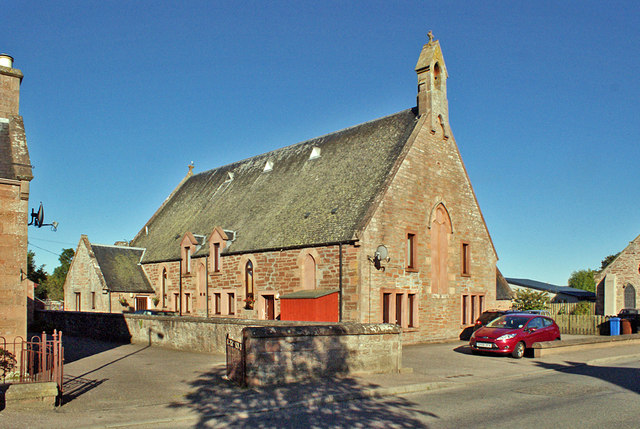 Former church, Beauly
