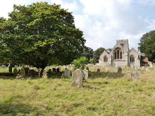 St. Mary's Church, Funtington West Sussex