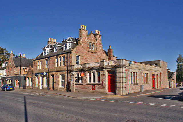 Post Office, Beauly