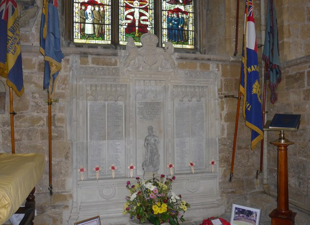 Inside St Mary, Melton Mowbray (III)