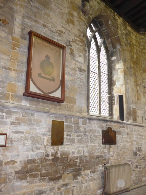 Inside St Mary, Melton Mowbray (IV)