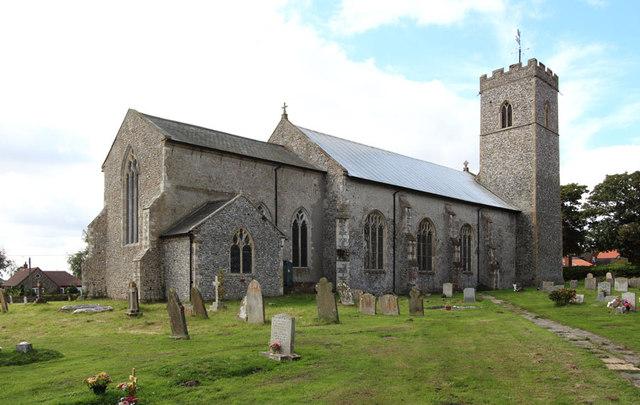 St Peter & St Paul, Knapton