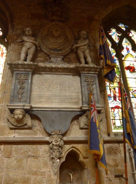 Inside St Mary, Melton Mowbray (XII)