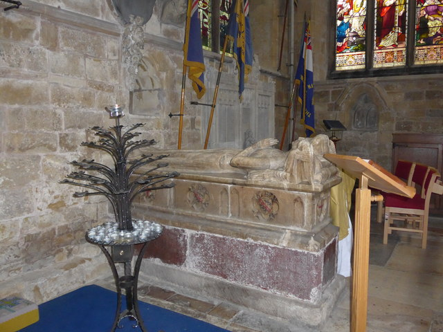 Inside St Mary, Melton Mowbray (XIV)
