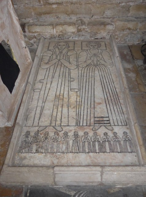 Inside St Mary, Melton Mowbray (XV)