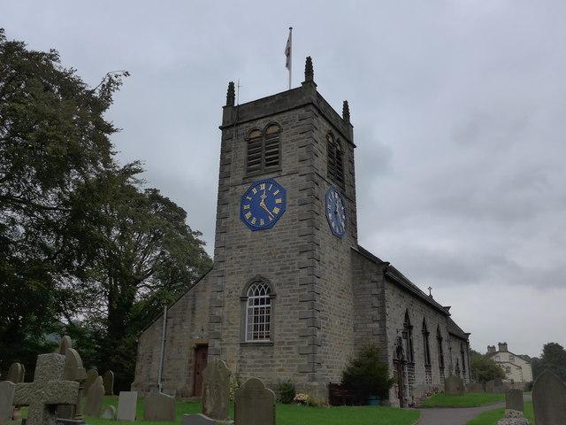 St Peter, Addingham: September 2014