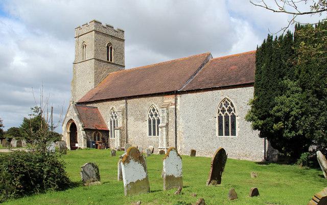 St Mary, Antingham