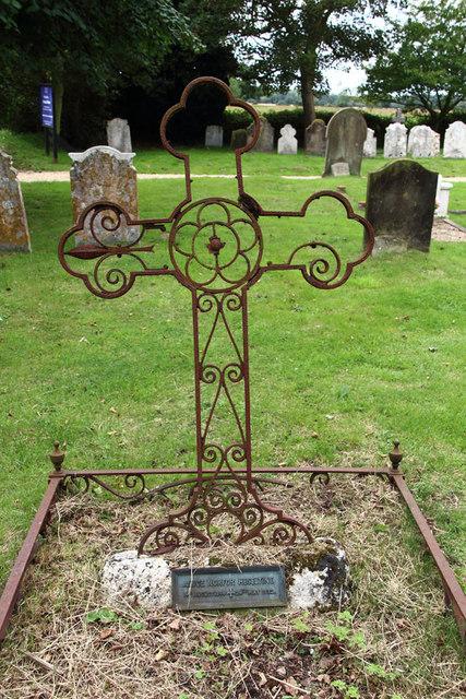 St Nicholas, Dilham - Grave