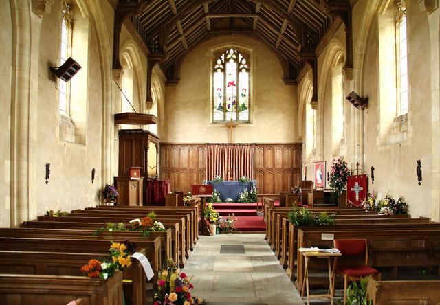 St Nicholas, Dilham - East end