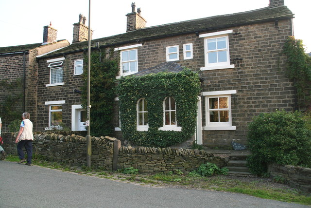 The Old Liberal Club, Padfield