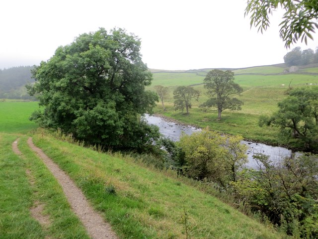The Dales Way and the River Wharfe