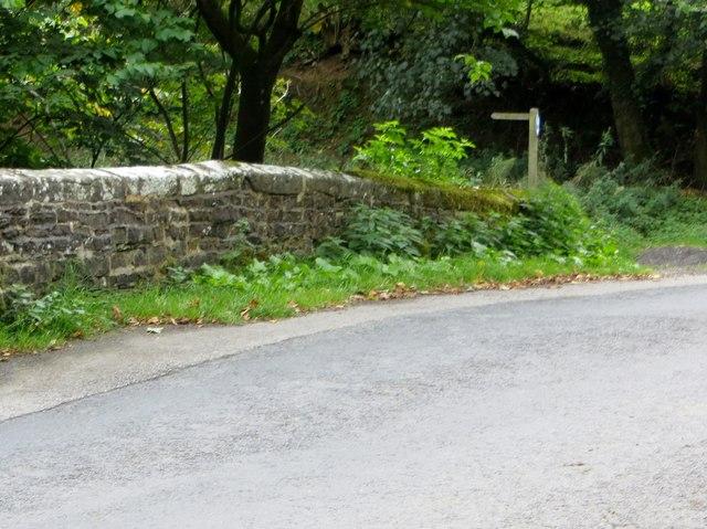 Haugh Bridge near Appletreewick