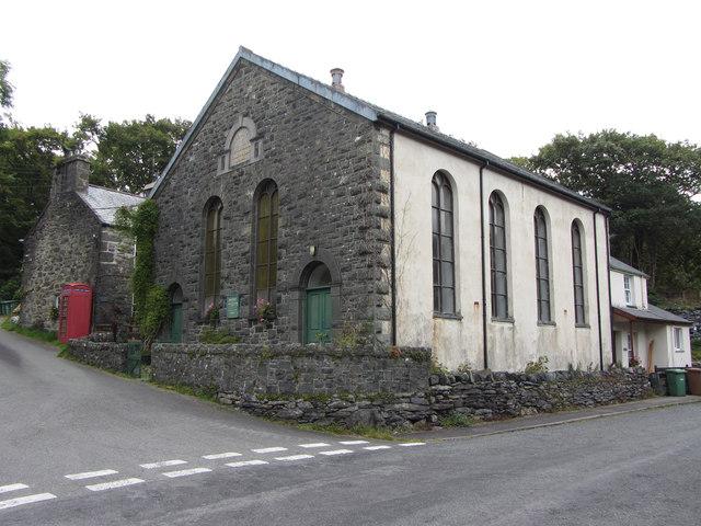 Chapel in Nantmor