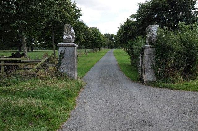 Gateway to Plas-yn-cefn