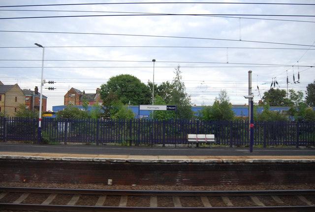 Harringay Station