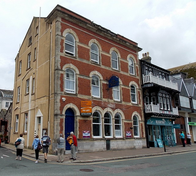 The Old Post Office, Dartmouth