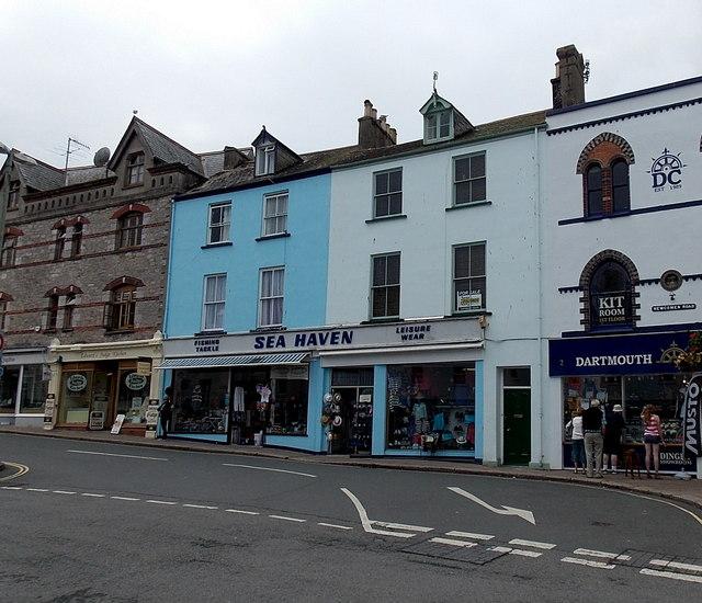 Sea Haven shop in Dartmouth