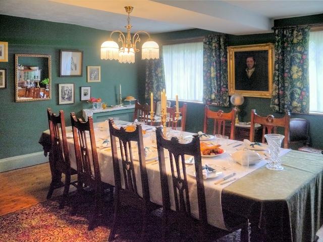Victorian Drawing Room at Clayton Hall