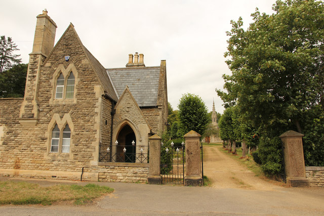 Cemetery Lodge