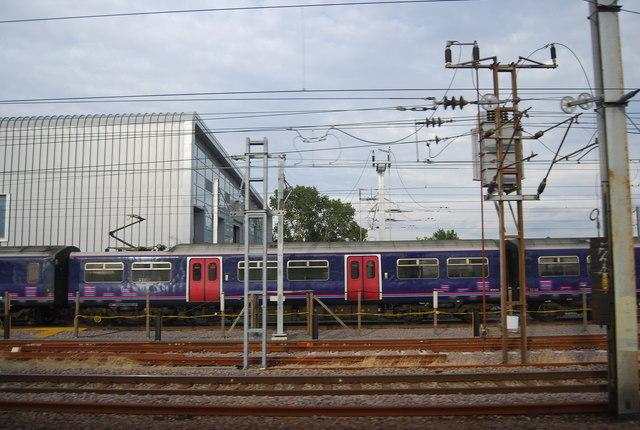 Hornsey Rail Depot