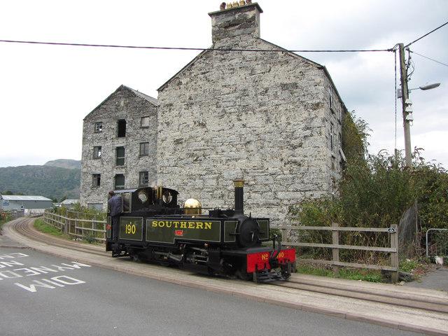 Lyd at Snowdon Mill