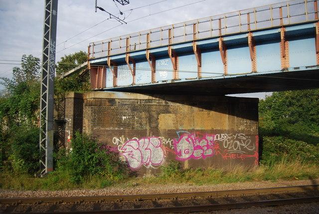 Bridge over the ECML