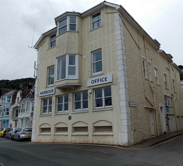Harbour Office, Dartmouth