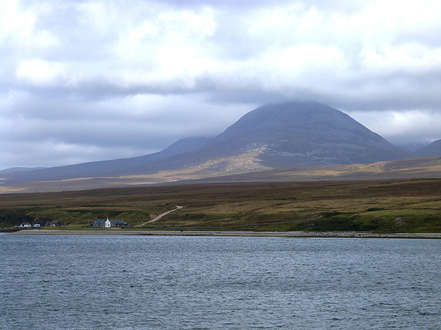 Feolin Ferry and the Paps of Jura