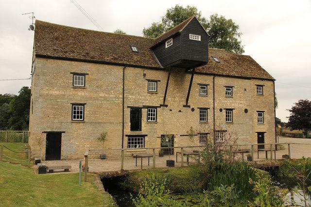 Barnwell Mill