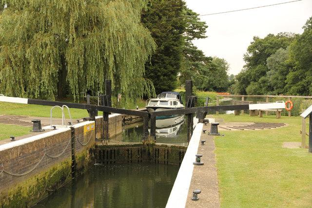 Barnwell Lock