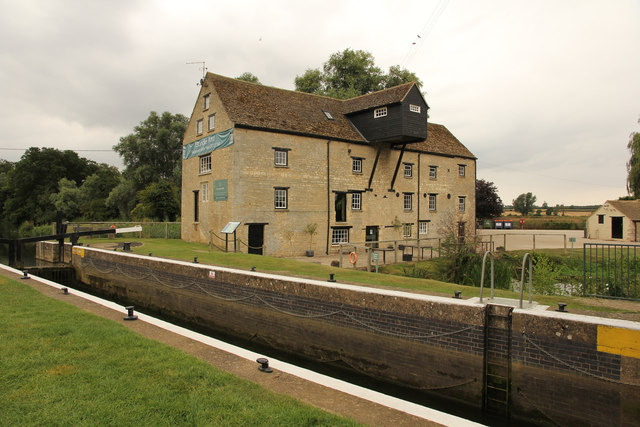 Barnwell Lock and Mill