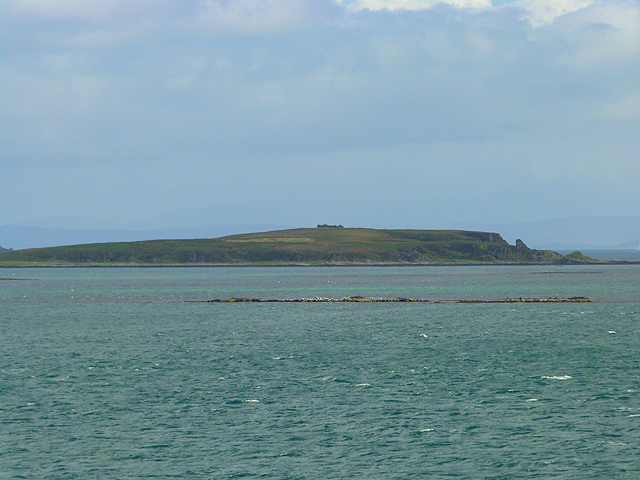 Skerries off the south coast of Jura.