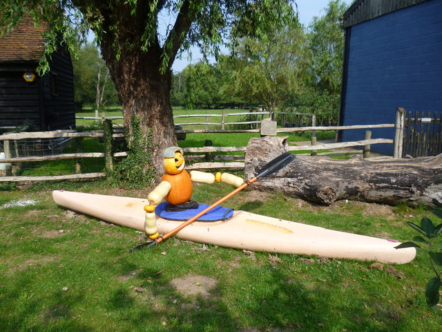 Pumpkin time at Castle Farm