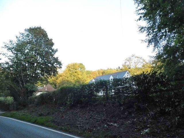 Houses on Green Dene, East Horsley