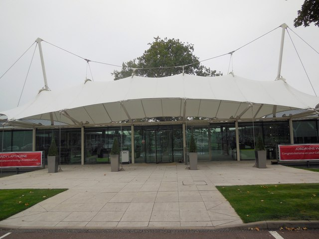 National Tennis Centre, Roehampton
