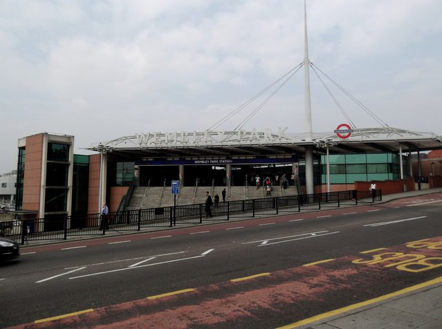 Wembley Park Underground Station, Bridge Road, Wembley