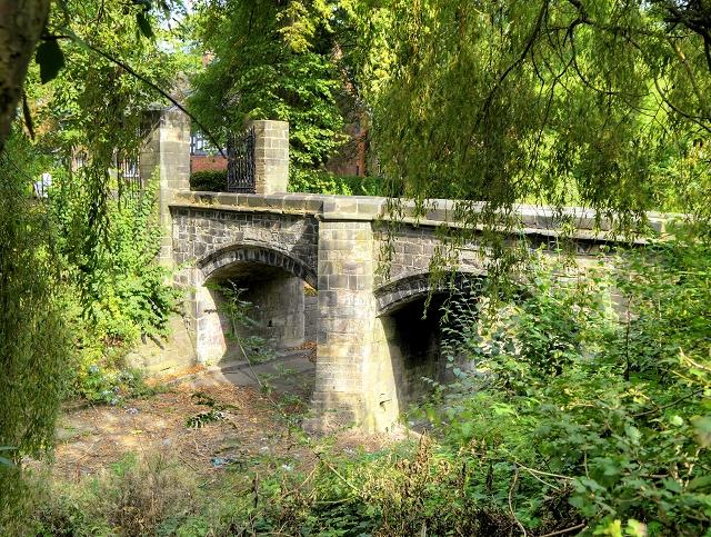 Bridge at Clayton Hall