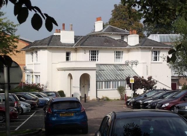 Building, Harrow College, Tyburn Lane
