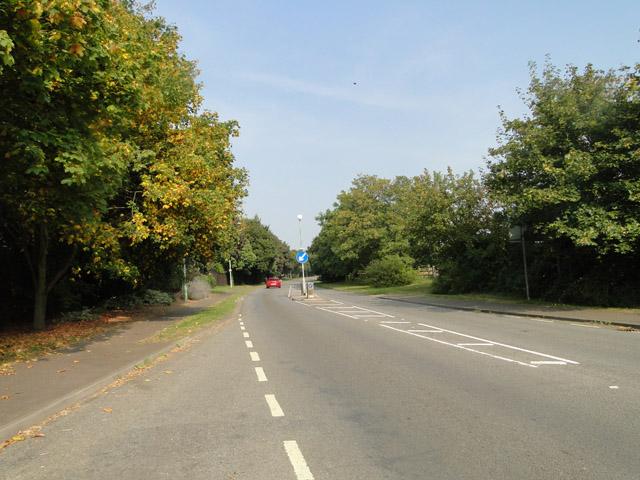 Howlett Way, Trimley st. Martin