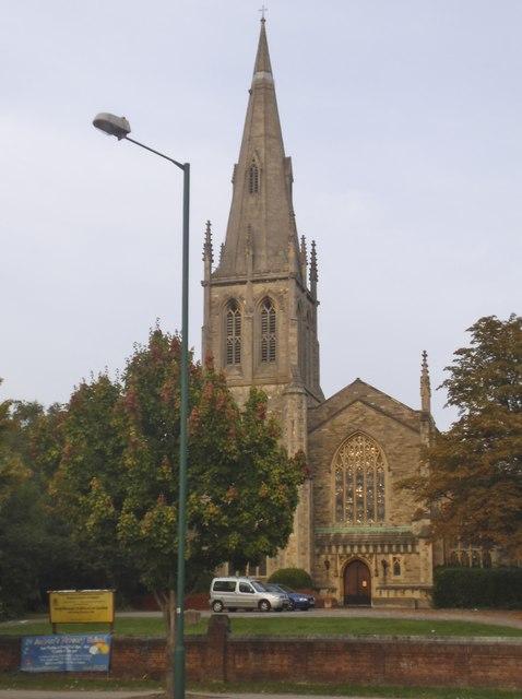 St Andrew's Church, Kingsbury