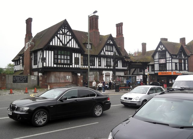 The Railway, Station Road
