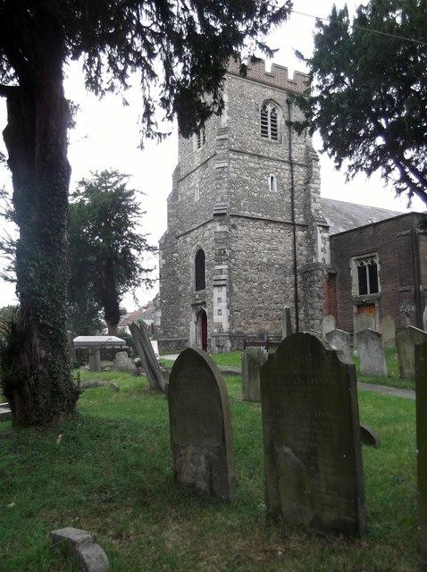 St Margaret of Antioch, Station Road, Edgware